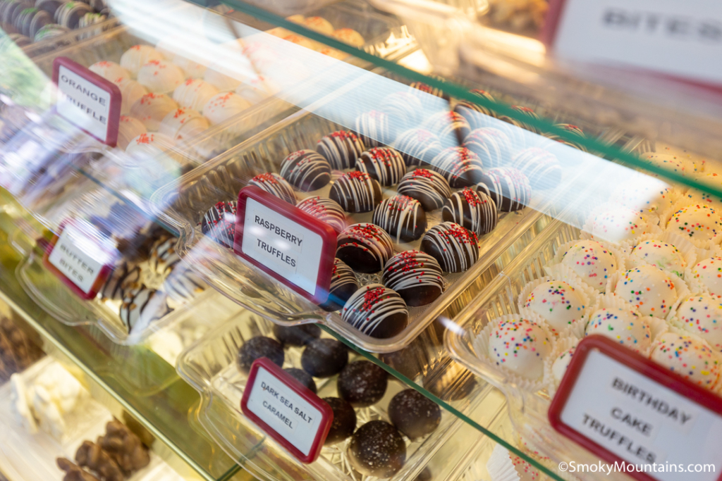 Gatlinburg Things To Do - Chocolate Monkey - Original Photo