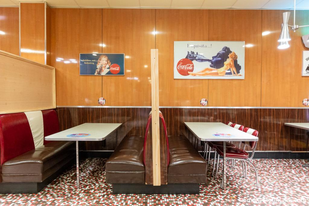 Gatlinburg Restaurants - Johnny Rockets - Original Photo