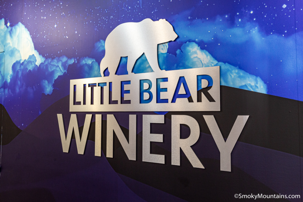 Gatlinburg Things To Do - Little Bear Winery - Original Photo