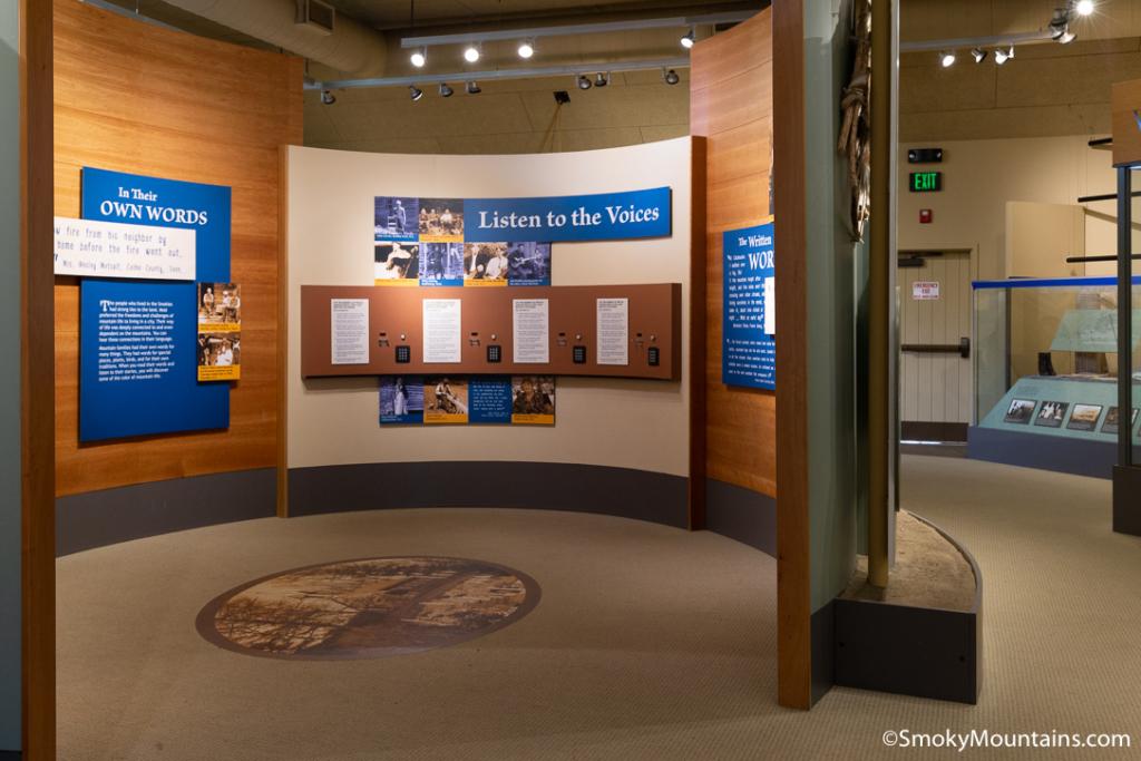 National Park Things To Do - Oconaluftee Visitor Center - Original Photo