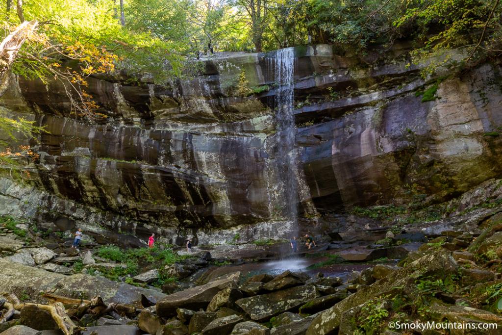 National Park Hikes - Rainbow Falls Trail - Original Photo