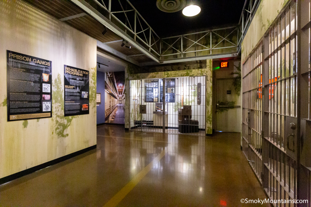 Pigeon Forge Things To Do - Alcatraz East - Original Photo
