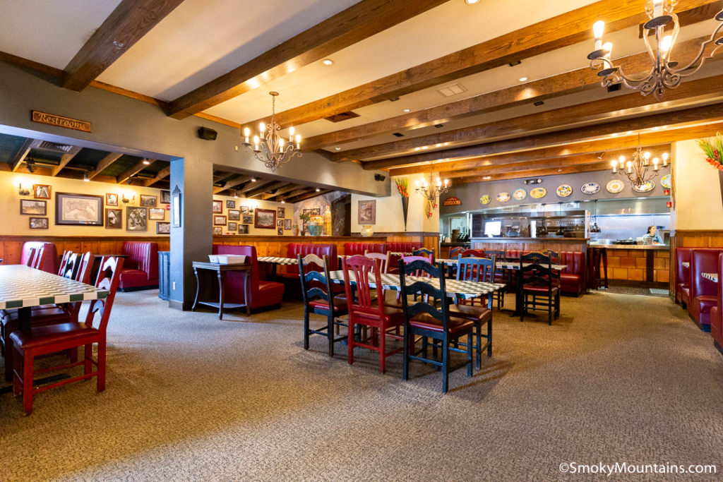 Pigeon Forge Restaurants - Johnny Carino's - Original Photo