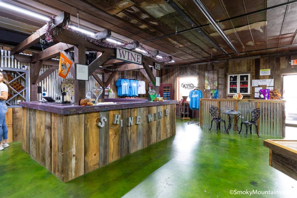 Pigeon Forge Restaurants - Tennessee Shine Company – Pigeon Forge - Original Photo
