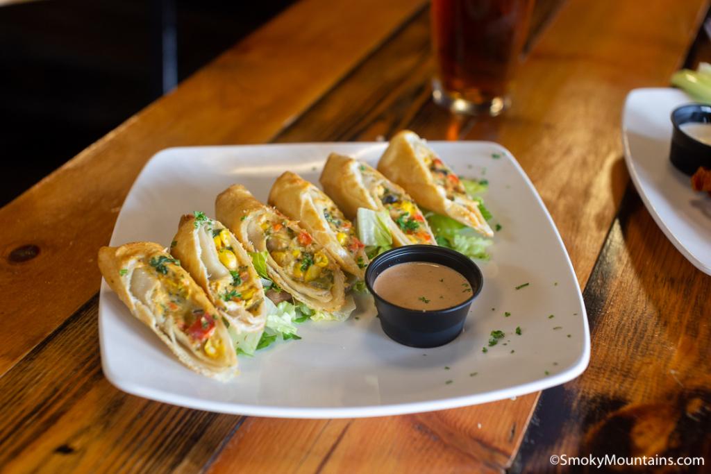 Sevierville Restaurants - Bluffs Grill and Tap - Original Photo