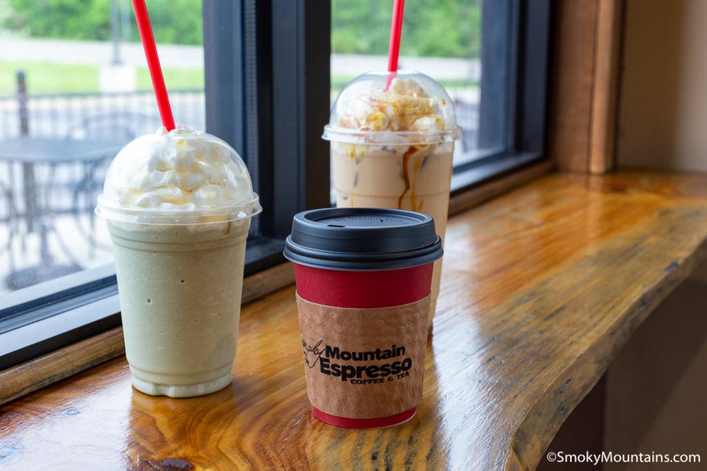 Sevierville Restaurants - Smoky Mountain Espresso - Original Photo