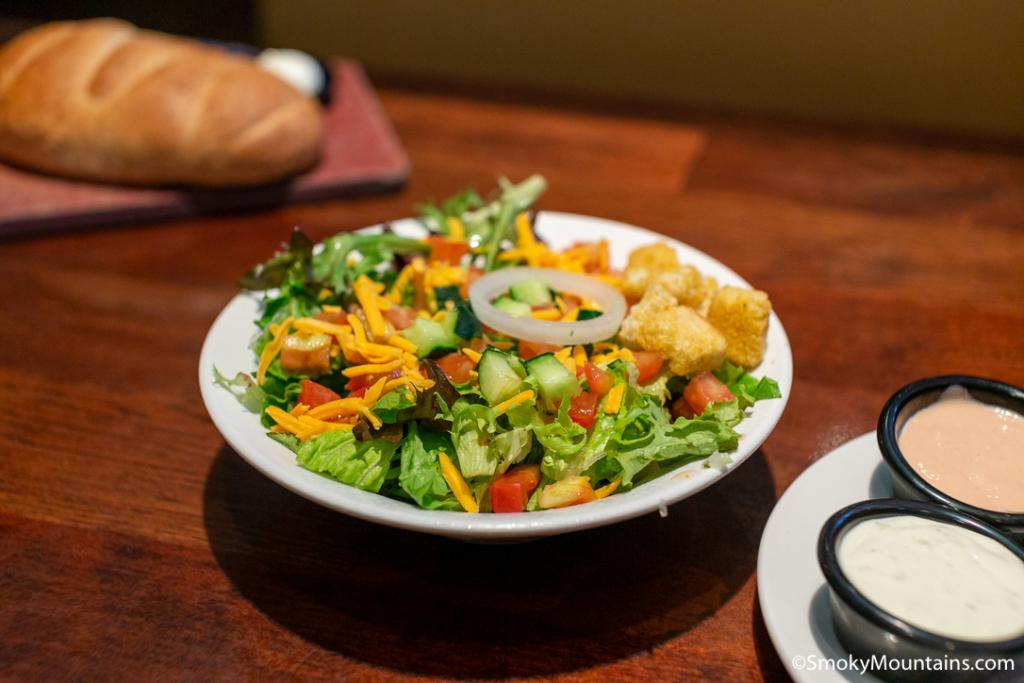 Sevierville Restaurants - LongHorn Steakhouse - Original Photo
