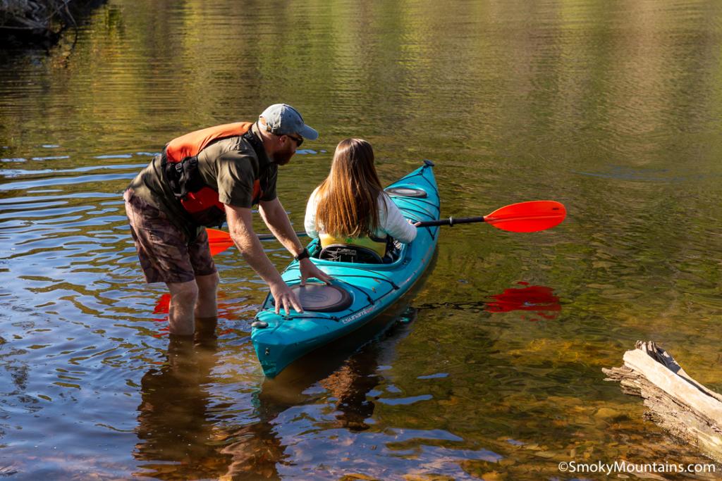 Things To Do Smoky Mountain Guides - Kayak Tours - Original Photo