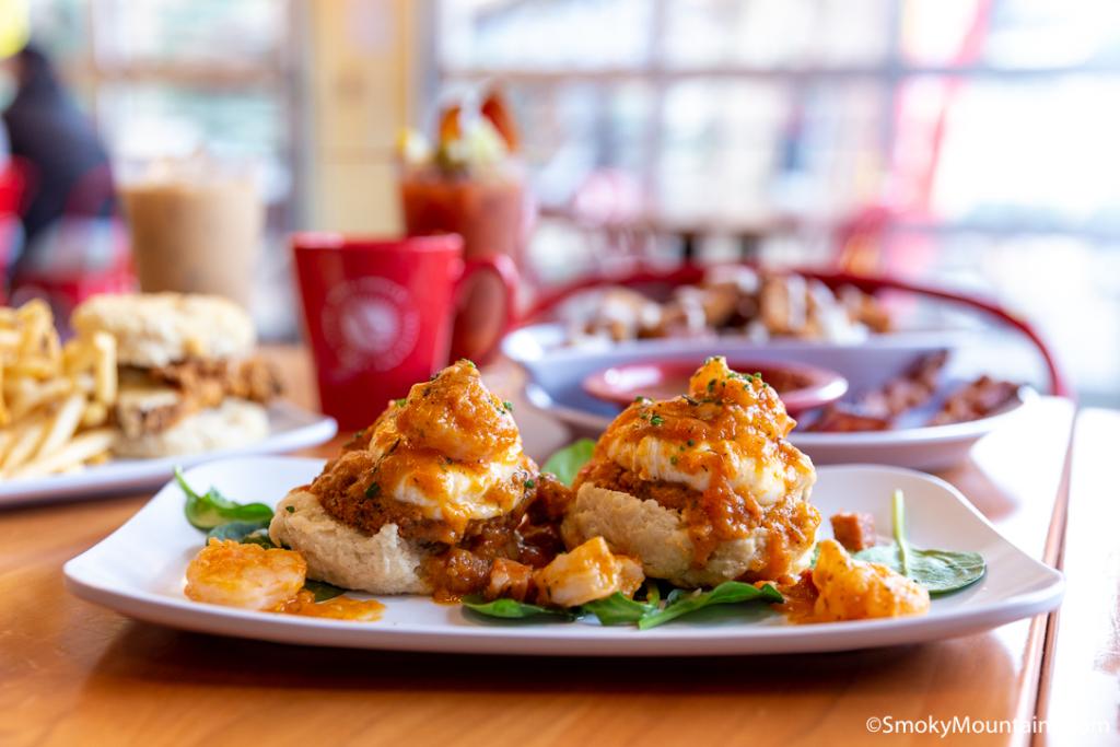 Gatlinburg Restaurants - Ruby Sunshine - Original Photo