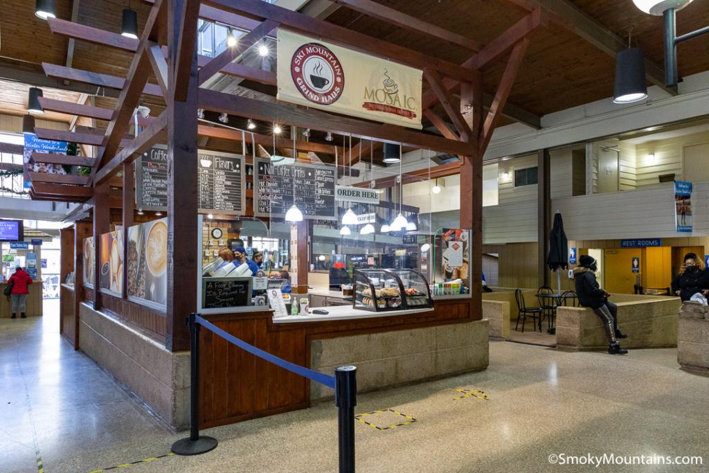 Gatlinburg Restaurants - Ski Mountain Grind Haus - Original Photo