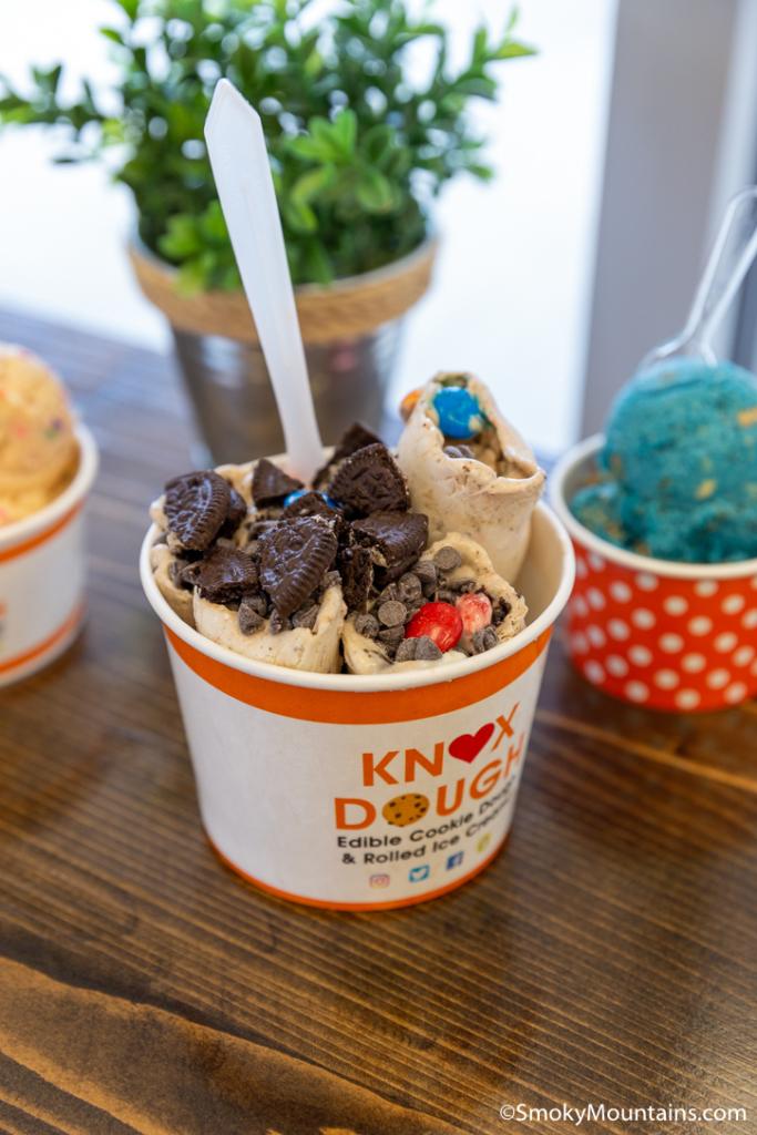 Sevierville Restaurants - Knox Dough - Original Photo