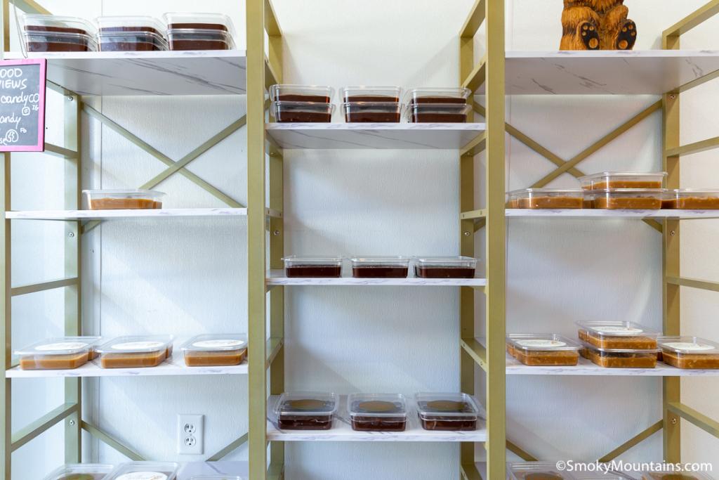 Gatlinburg Restaurants - Caramel Candy Company - Original Photo