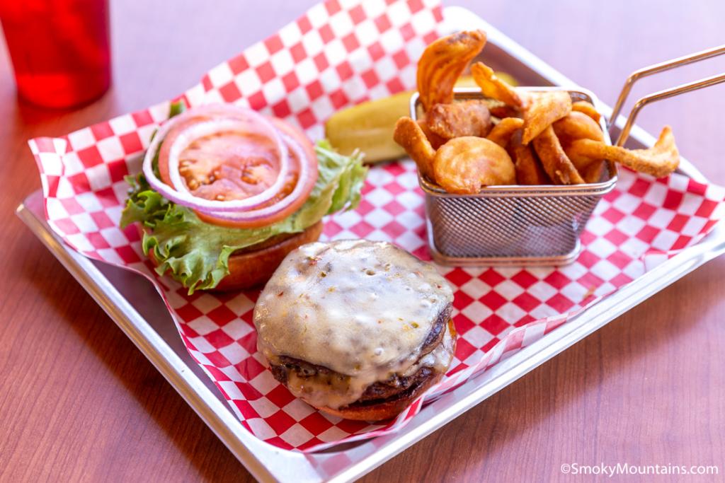 Gatlinburg Restaurants - Drafts Sports Bar & Grill - Original Photo