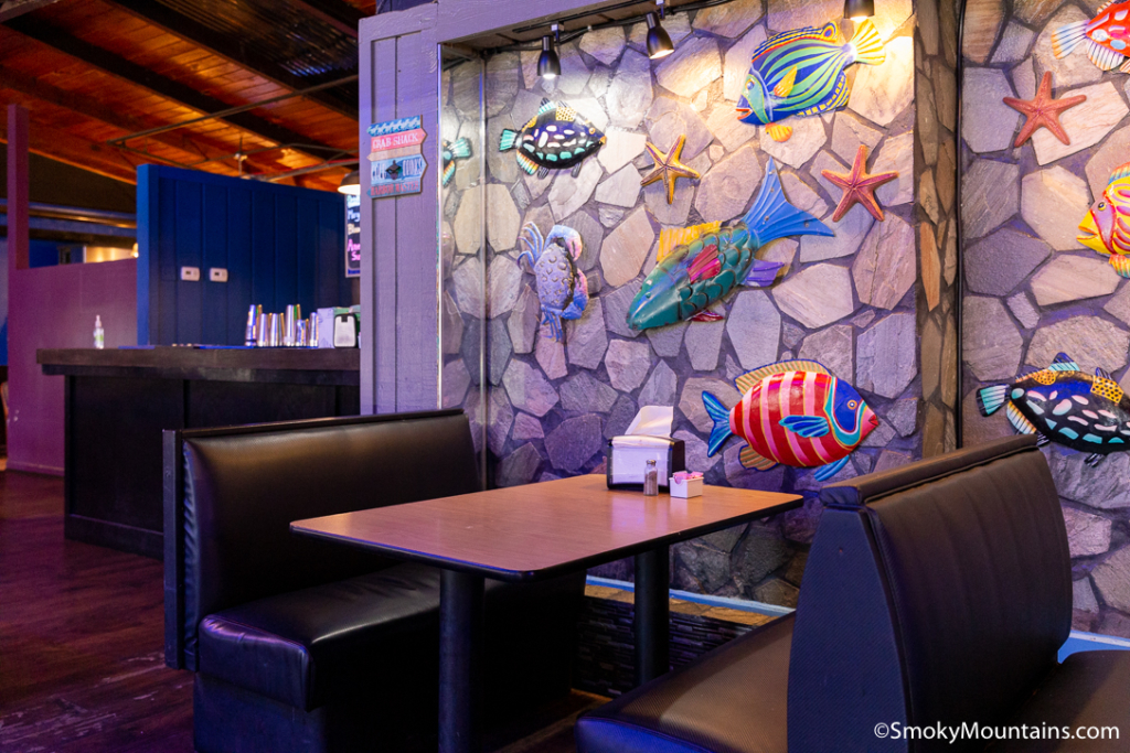 Pigeon Forge Restaurants - Captain Jim's Seafood Buffet - Original Photo