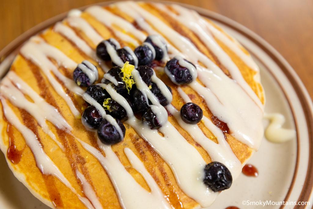 Pigeon Forge Restaurants - Smoky's Pancake Cabin - Original Photo
