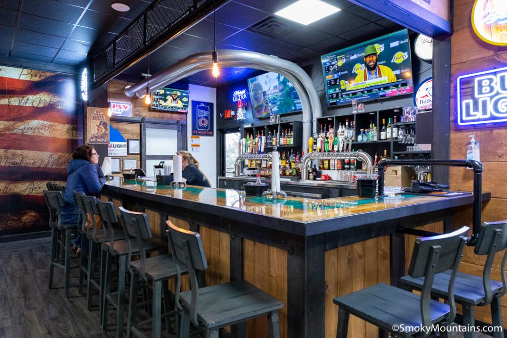 Sevierville Restaurants - The Axe House Sevierville - Original Photo