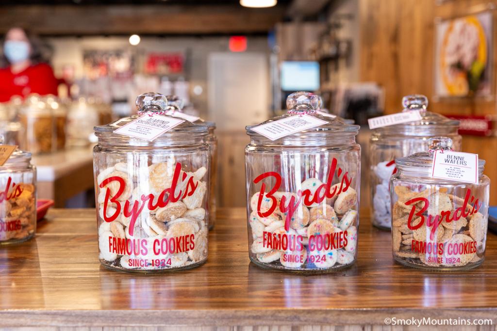 Gatlinburg Restaurants - Byrd's Famous Cookies – Gatlinburg, TN - Original Photo