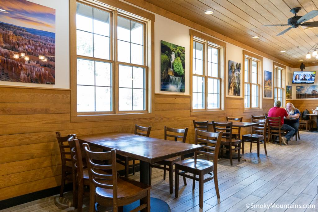 Gatlinburg Restaurants - J.O.E. and POP's - Original Photo