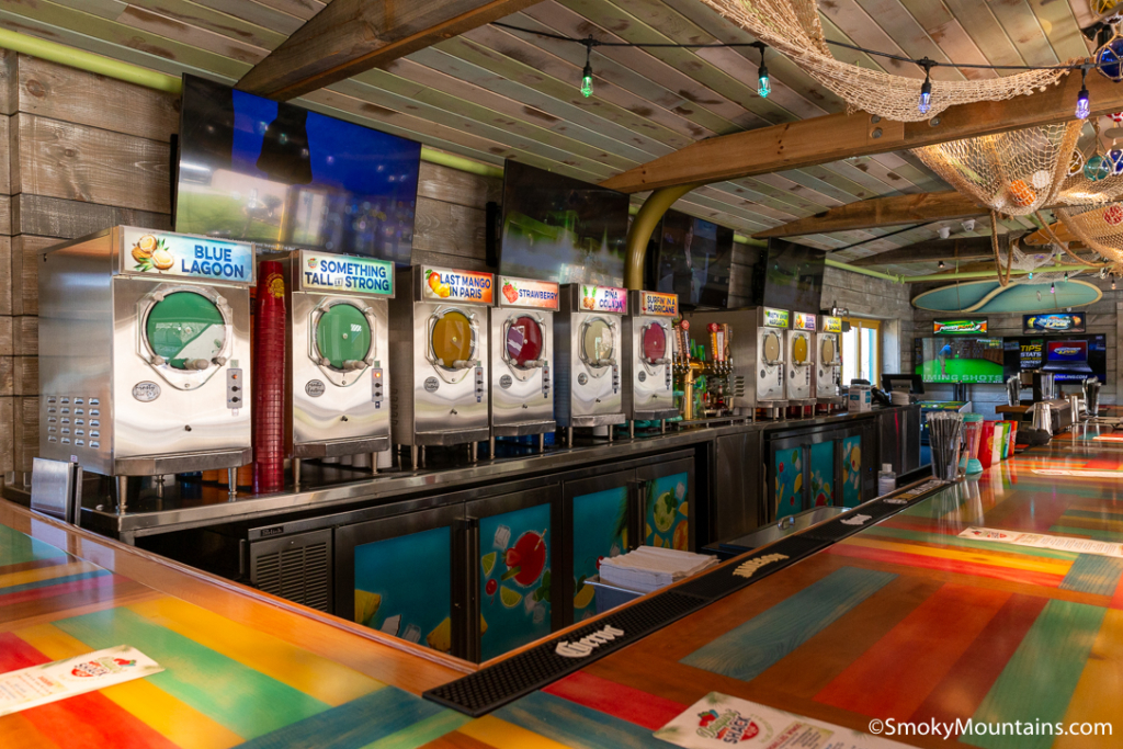 Gatlinburg Restaurants - Daiquiri Shack & Grill Margaritaville - Original Photo