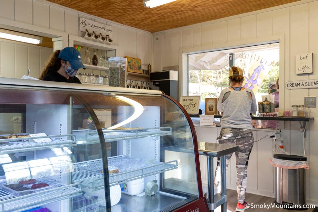 Gatlinburg Restaurants - Gatlinburg Grind - Original Photo