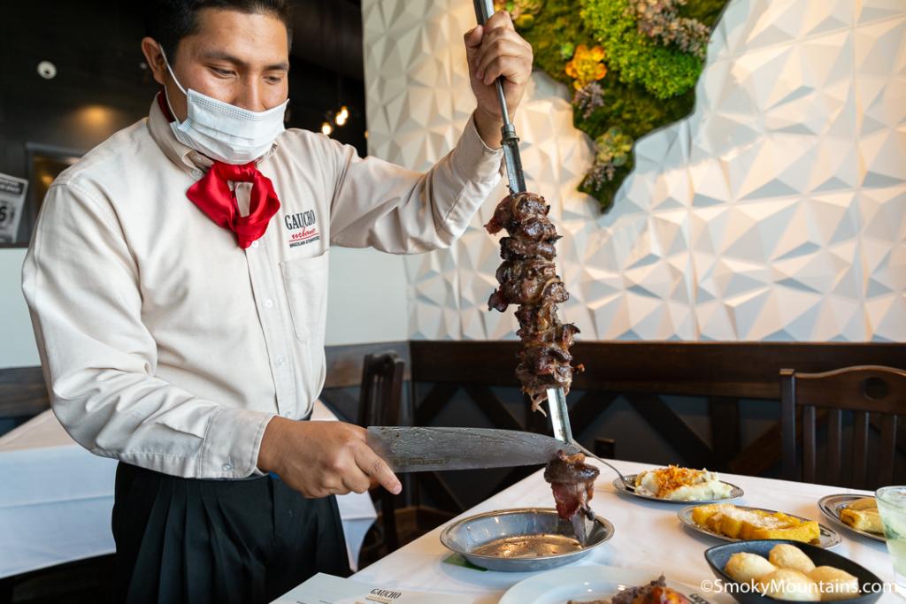 Pigeon Forge Restaurants - Gaucho Urbano – Brazilian Steakhouse - Original Photo