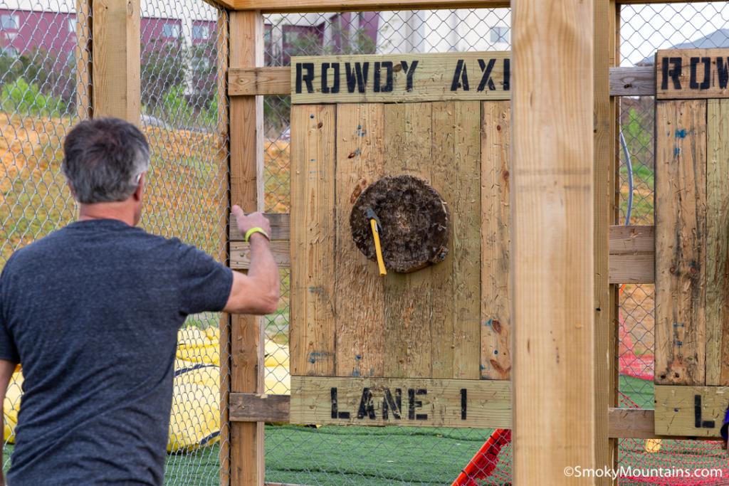 Pigeon Forge Things To Do - Rowdy Bear Ridge - Original Photo
