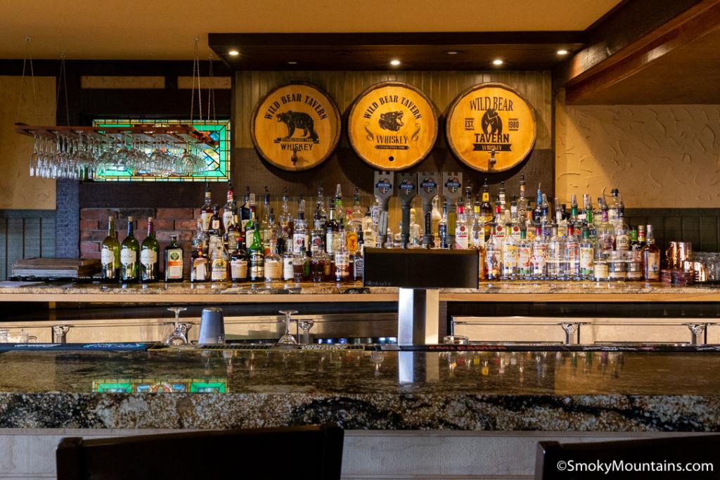Pigeon Forge Restaurants - Wild Bear Tavern - Original Photo