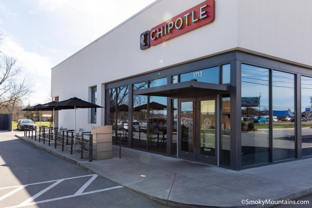 Sevierville Restaurants - Chipotle Mexican Grill - Original Photo