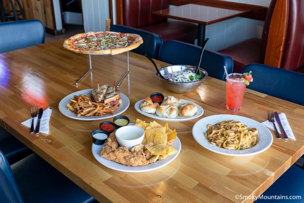Sevierville Restaurants - Don Marco's Kitchen Sevierville - Original Photo