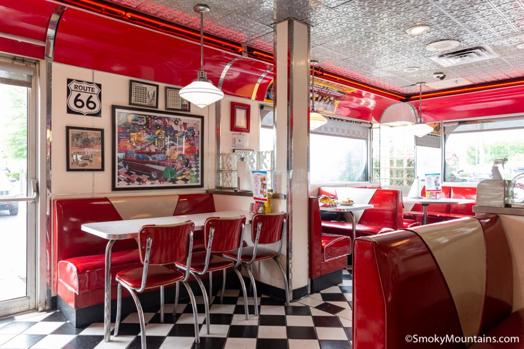 Sevierville Restaurants - The Diner - Original Photo