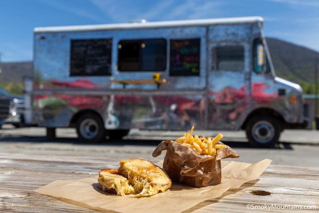 Sevierville Restaurants - Wears Valley Social Food Truck Park - Original Photo