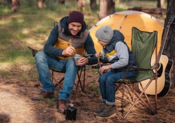 Backcountry Camping Guide to the Great Smoky Mountains: Four Lovely Designated Backcountry Sites