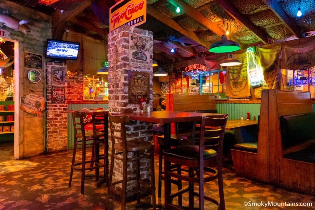 Pigeon Forge Restaurants - Iron Boar Saloon - Original Photo