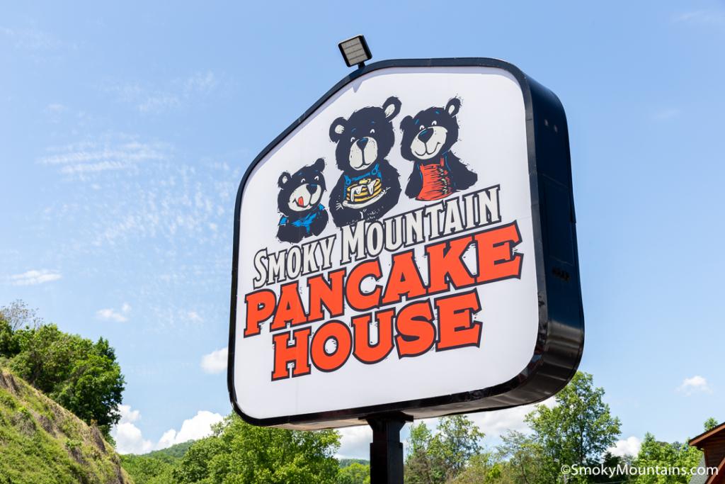 Pigeon Forge Restaurants - Smoky Mountain Pancake House - Original Photo