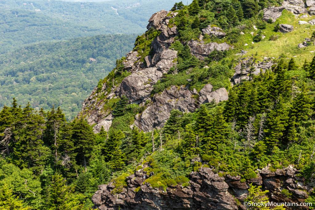 Asheville Things To Do - Grandfather Mountain - Original Photo