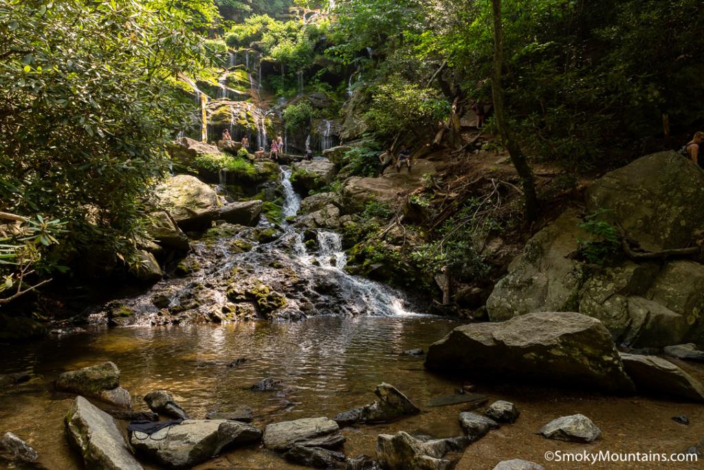 Asheville Hikes - Catawba Falls - Original Photo