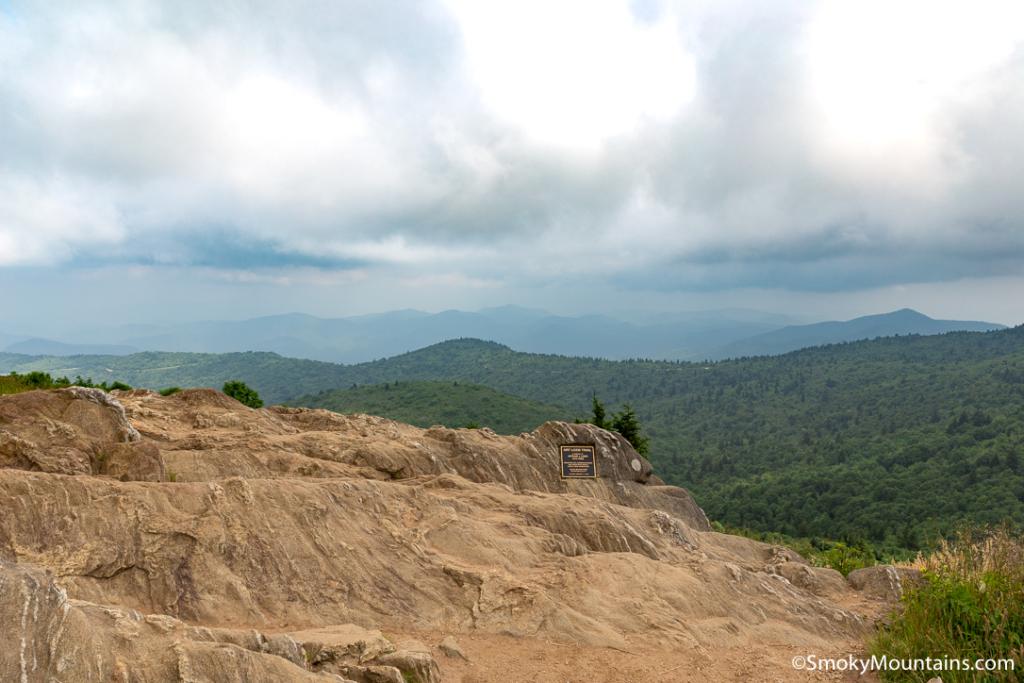 Asheville Hikes - Black Balsam Knob - Original Photo