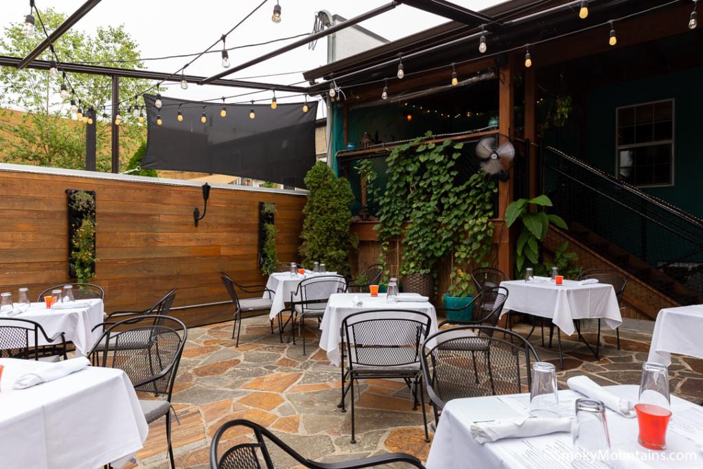 Asheville Restaurants - Jargon - Original Photo