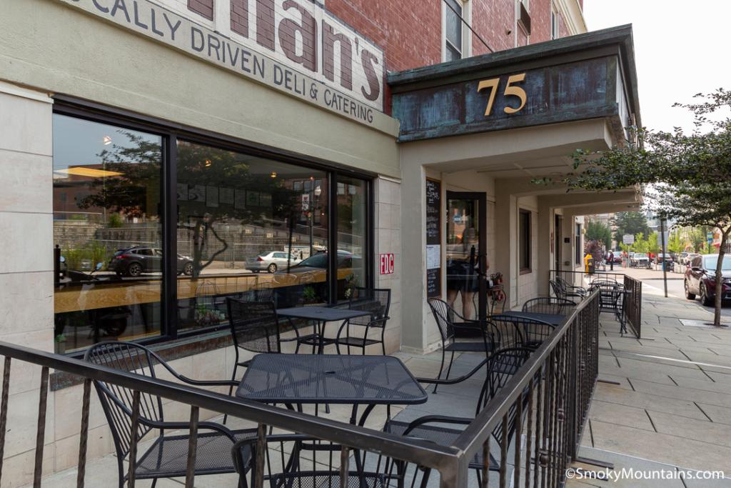 Asheville Restaurants - Roman's Deli & Catering - Original Photo