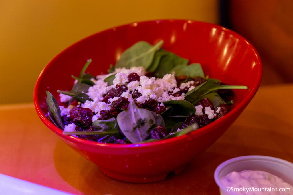 Pigeon Forge Restaurants - Mellow Mushroom at Christmas Place - Original Photo